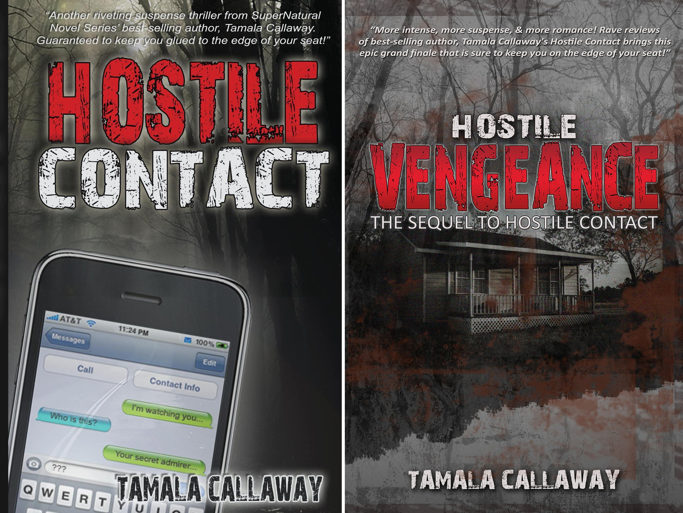 The Hostile Series (2 Book Series)