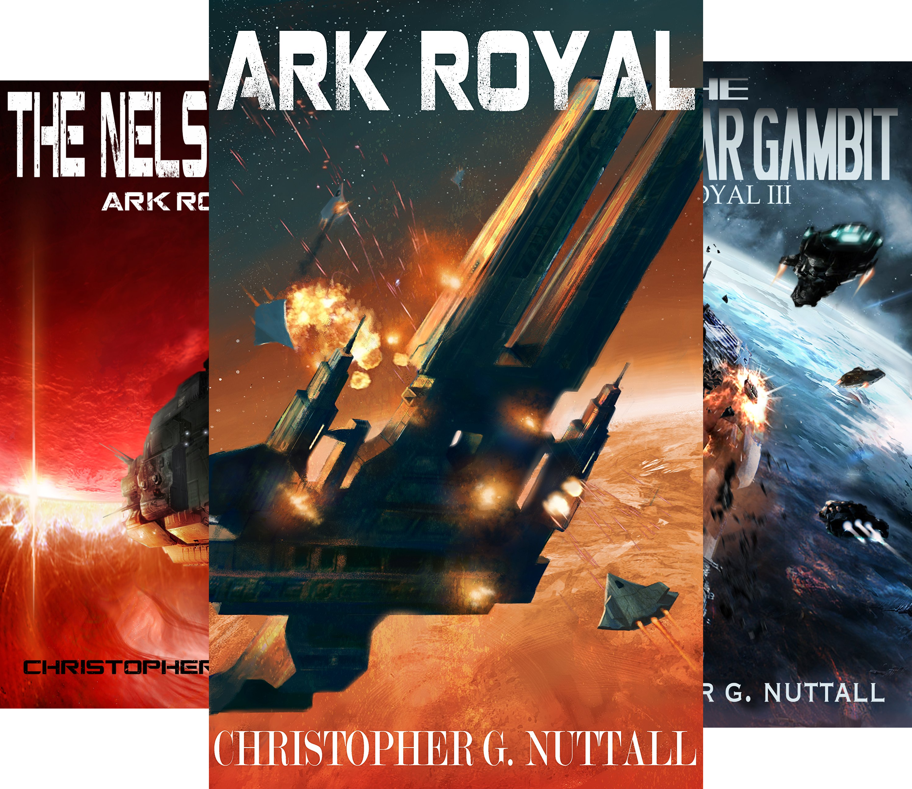 Ark Royal (10 Book Series)
