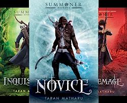 The Summoner Trilogy - Taran Matharu