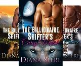 Billionaire Shifters Club (3 Book Series)
