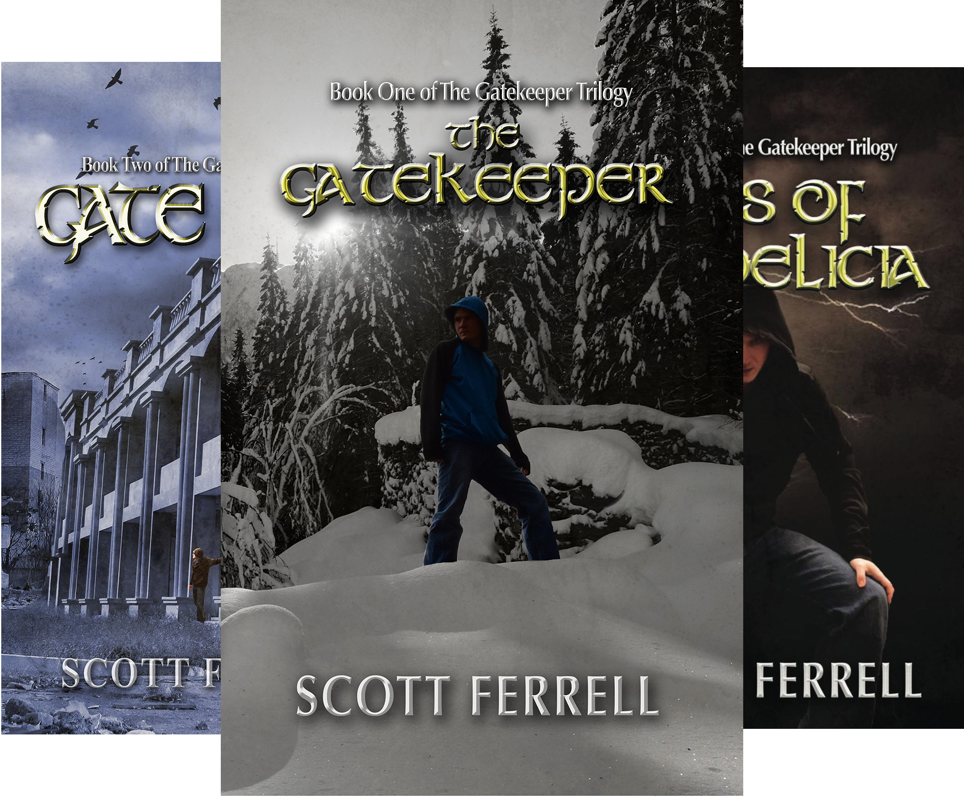 The Gatekeeper Trilogy (3 Book Series)
