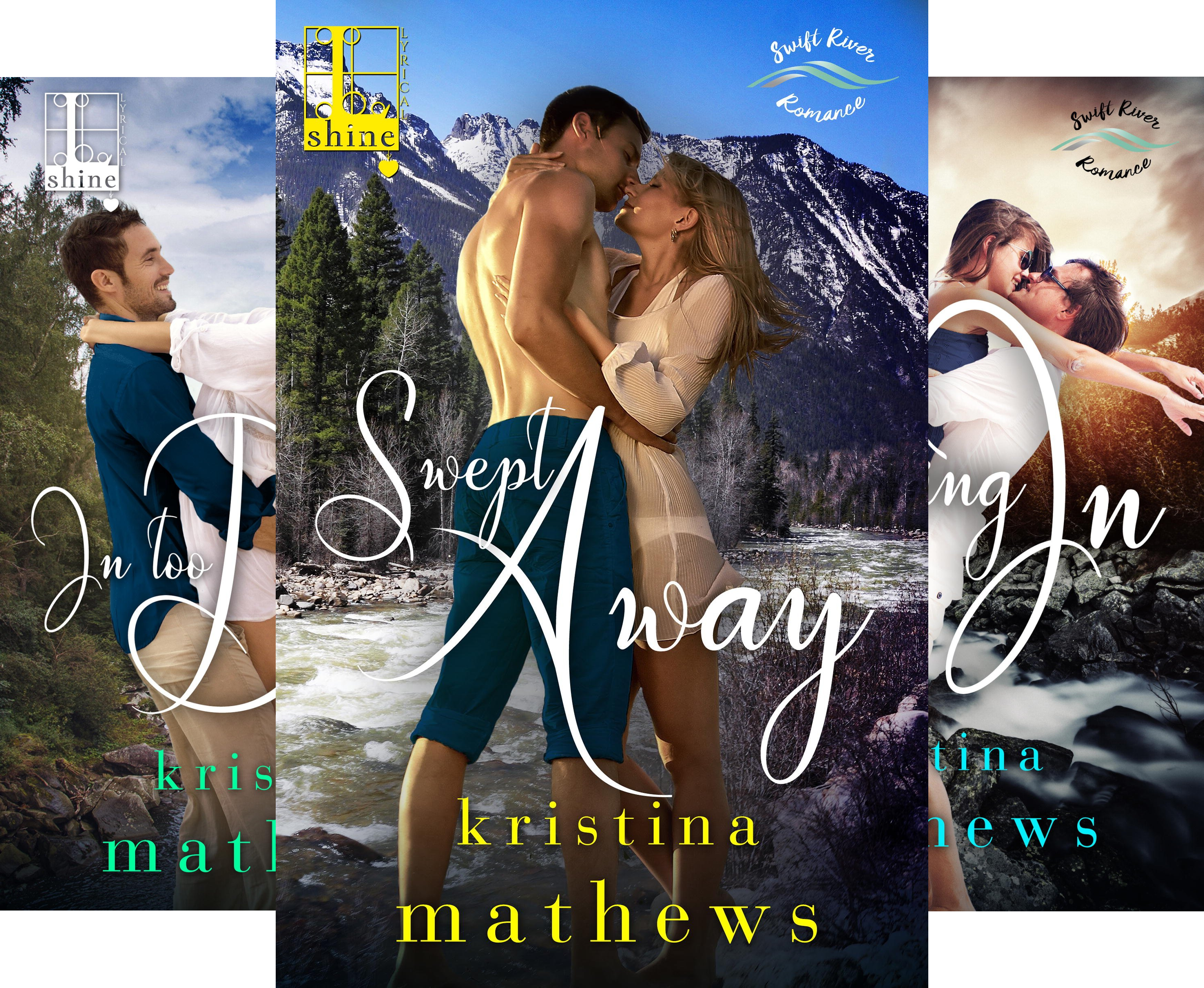 A Swift River Romance (3 Book Series)