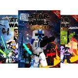 Minecraft: Star Wars (3 Book Series)