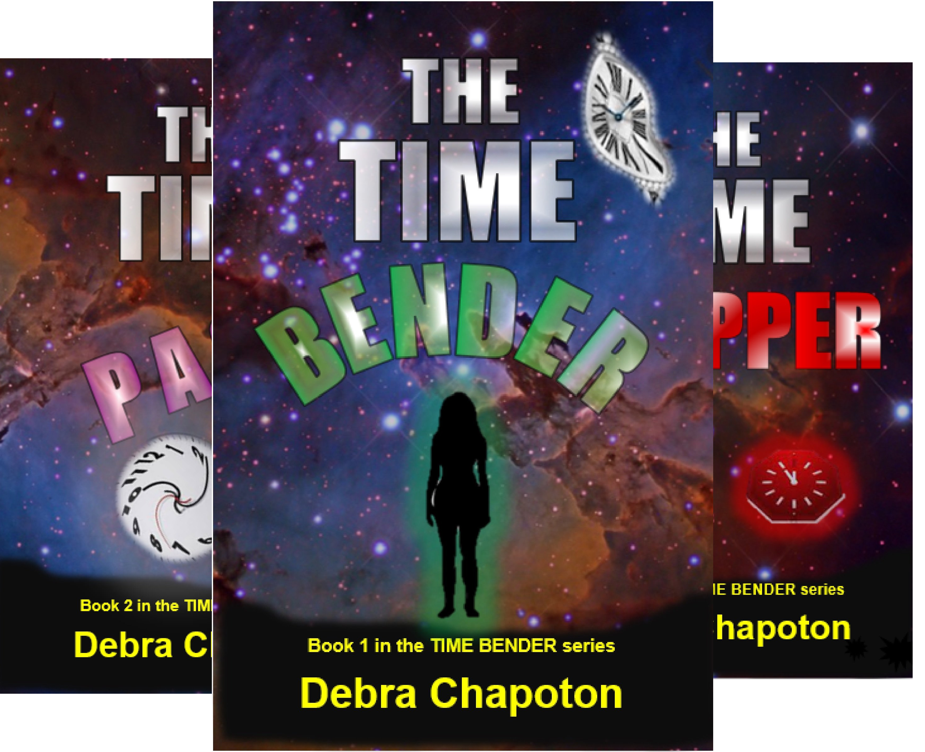 The Time Bender (3 Book Series)