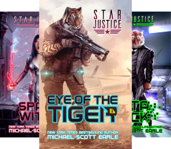 Star Justice (9 Book Series) by Michael-Scott Earle