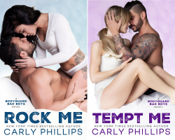 Bachelor Bad Boys (2 Book Series) by  Carly Phillips