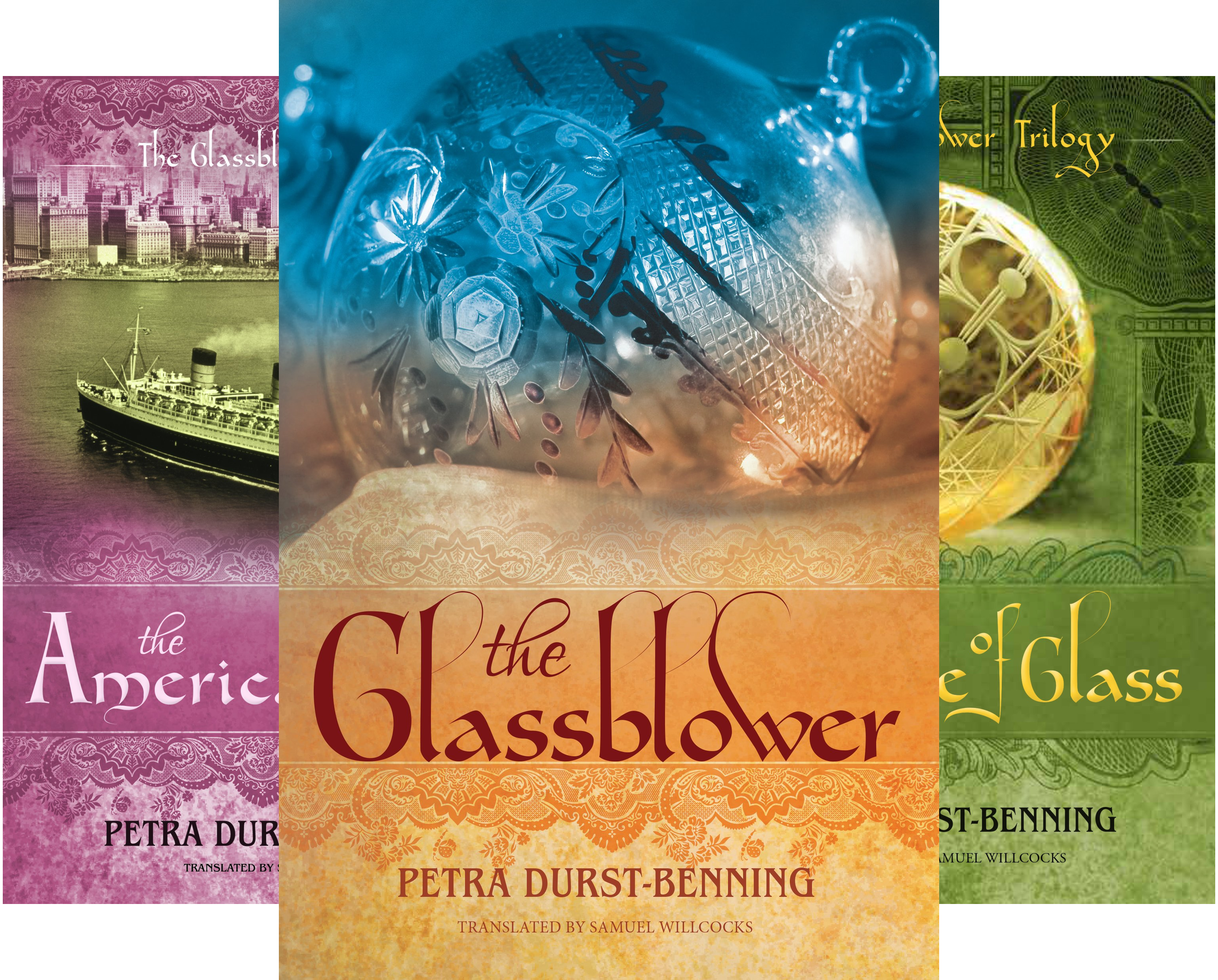 The Glassblower Trilogy (3 Book