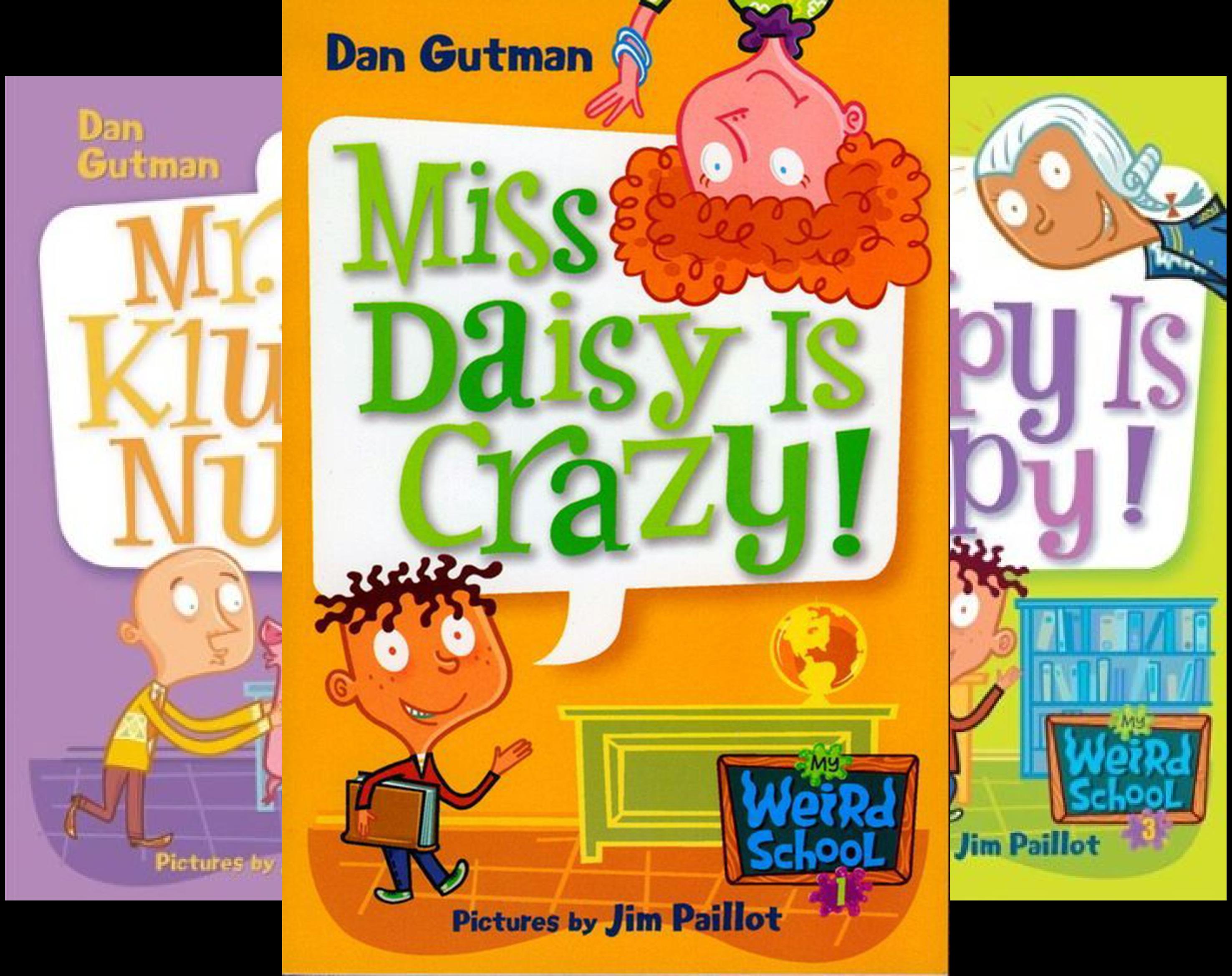 My Weird School Series (21 Book Series)