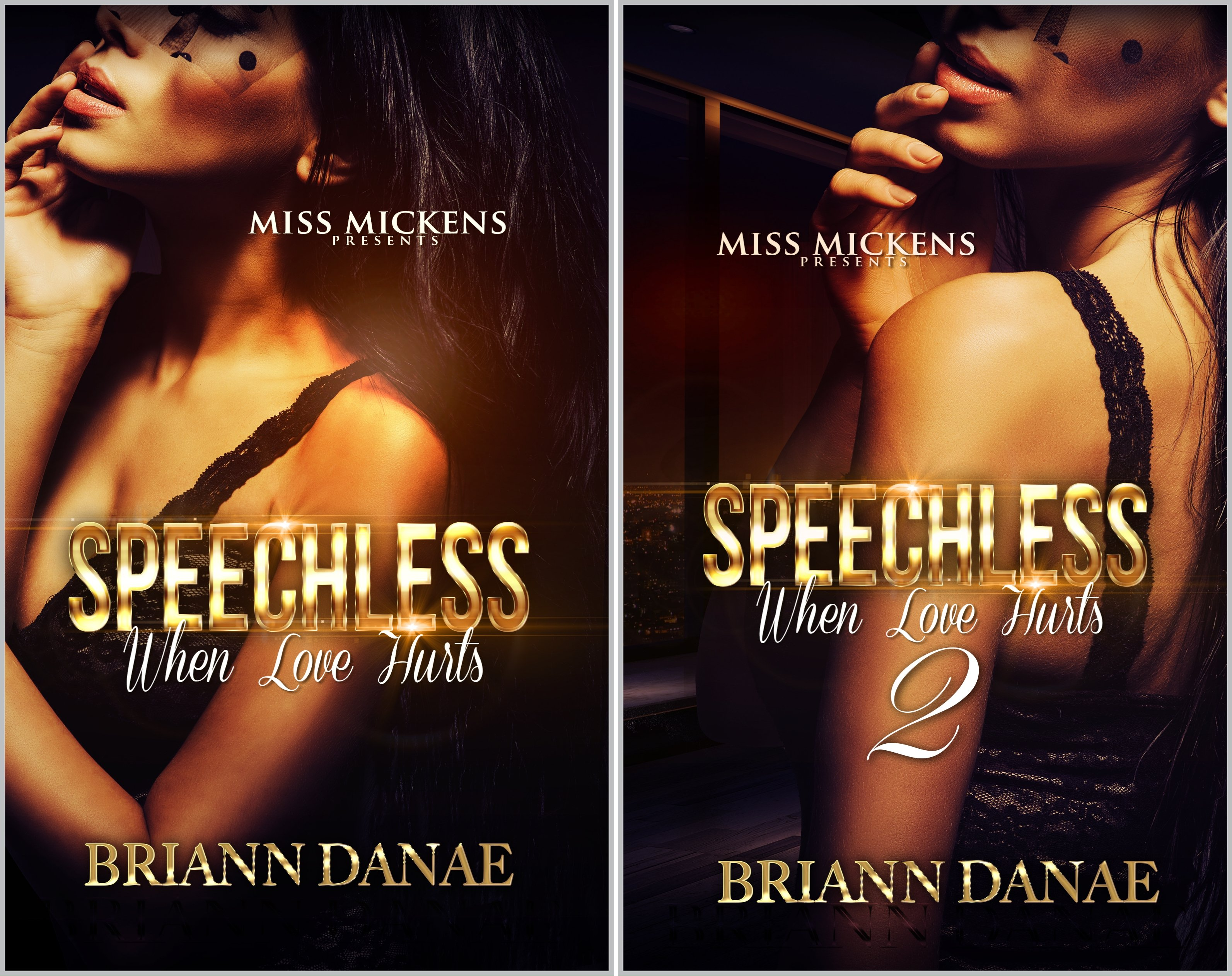 Speechless: When Love Hurts (2 Book Series)