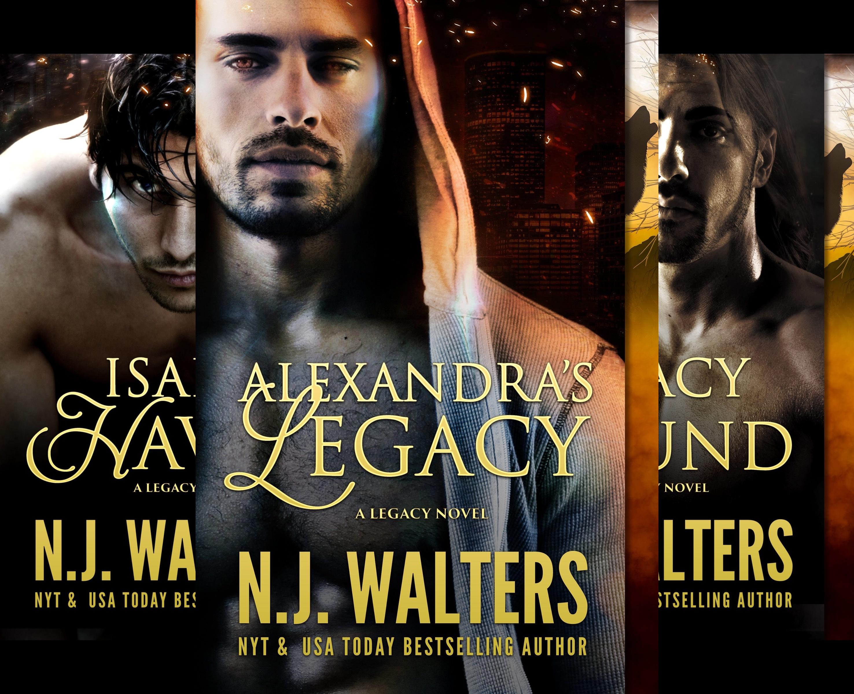 Legacy Series (7 Book Series)