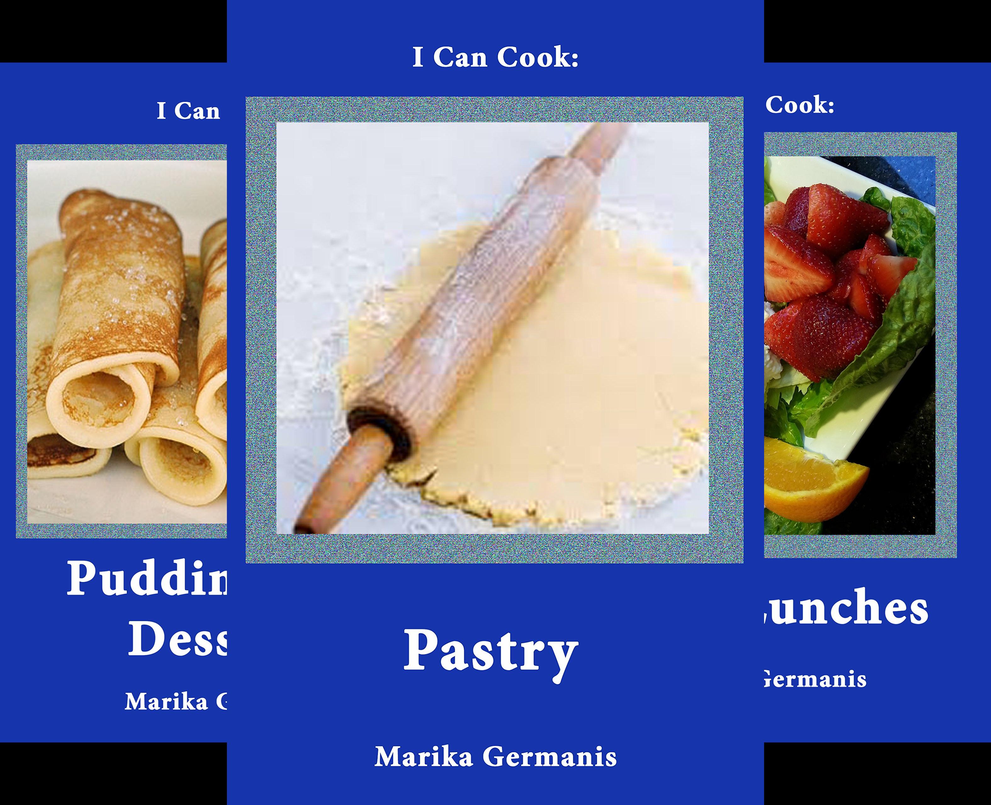 My Children's Cookbook (4 Book Series)