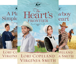 The Amish of Apple Grove (3 Book Series) by  Lori Copeland Virginia Smith