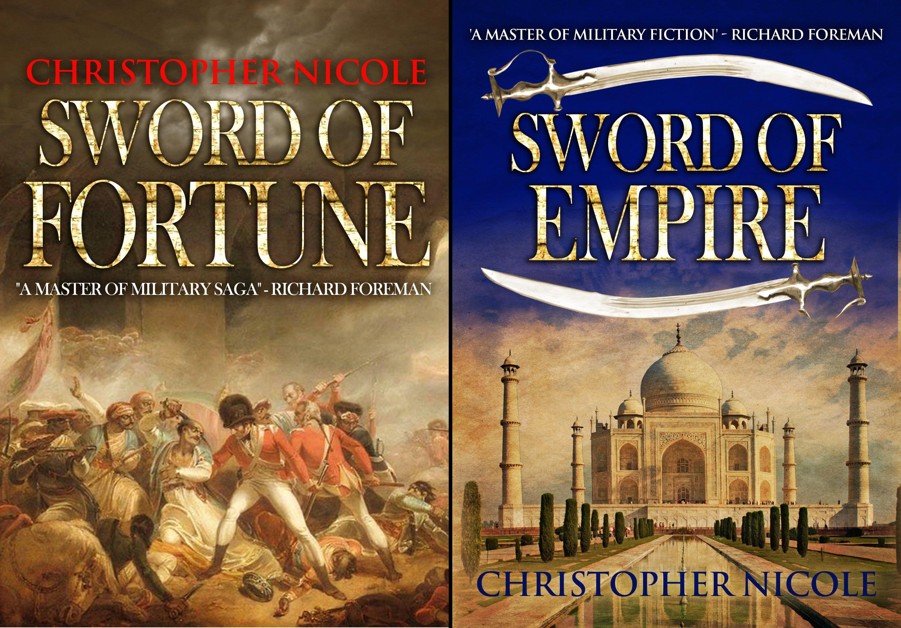 Sword of India (2 Book Series)