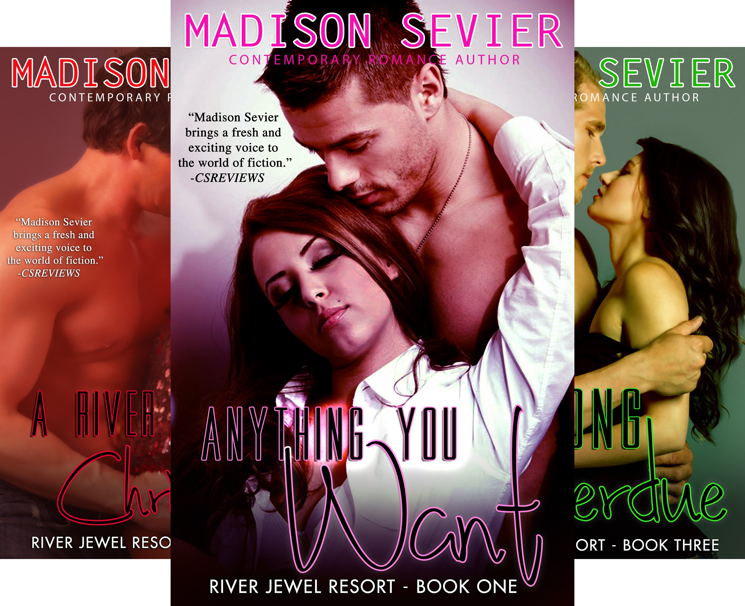 River Jewel Resort Series (4 Book Series)