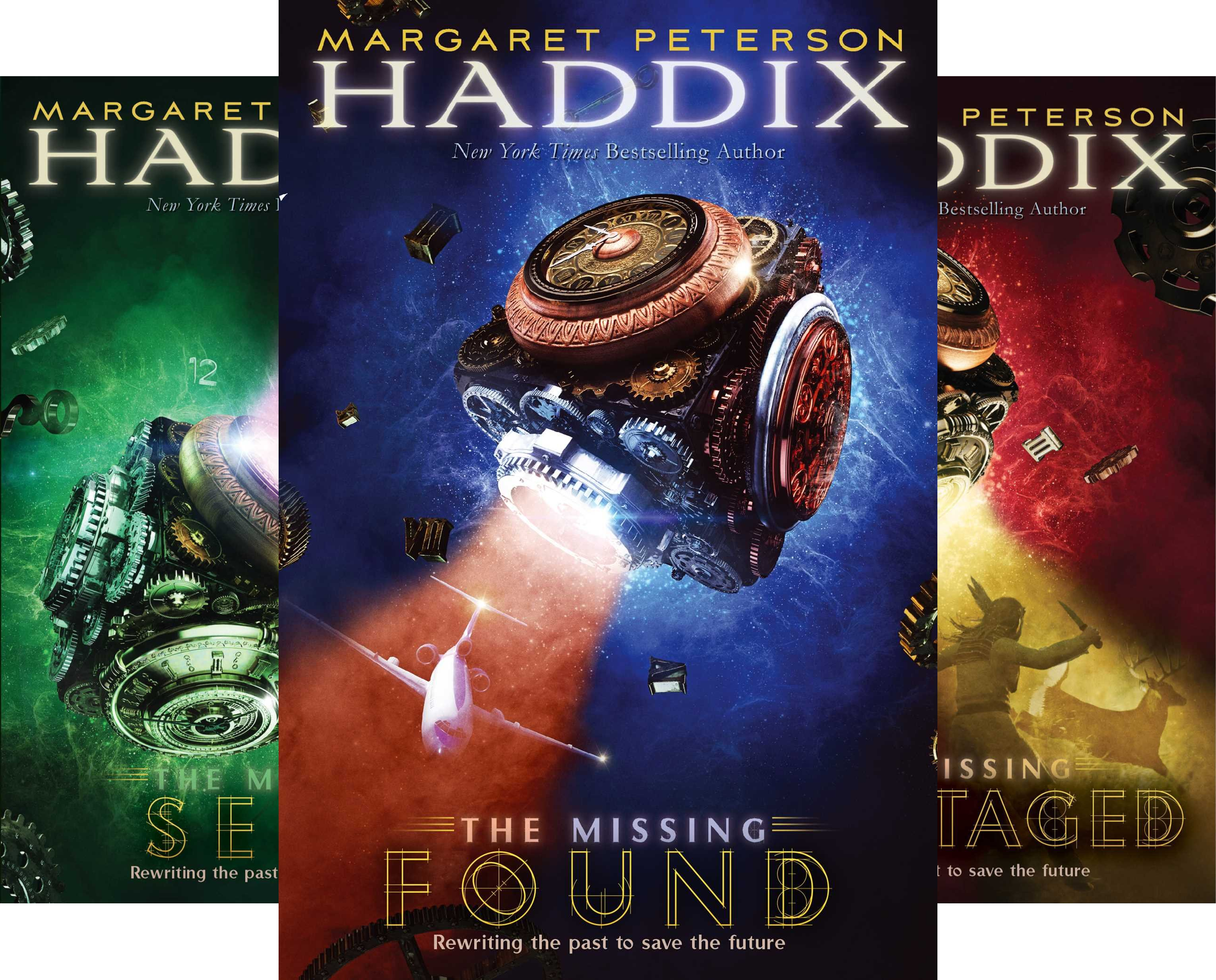 Margaret Peterson Haddix - The Missing (8 Book Series)