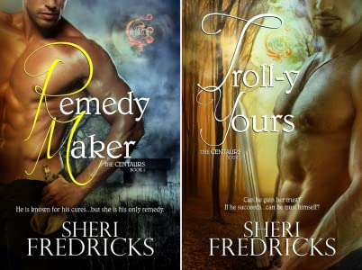 The Centaurs (2 Book Series)