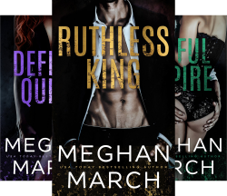 Mount Trilogy (3 Book Series) by  Meghan March