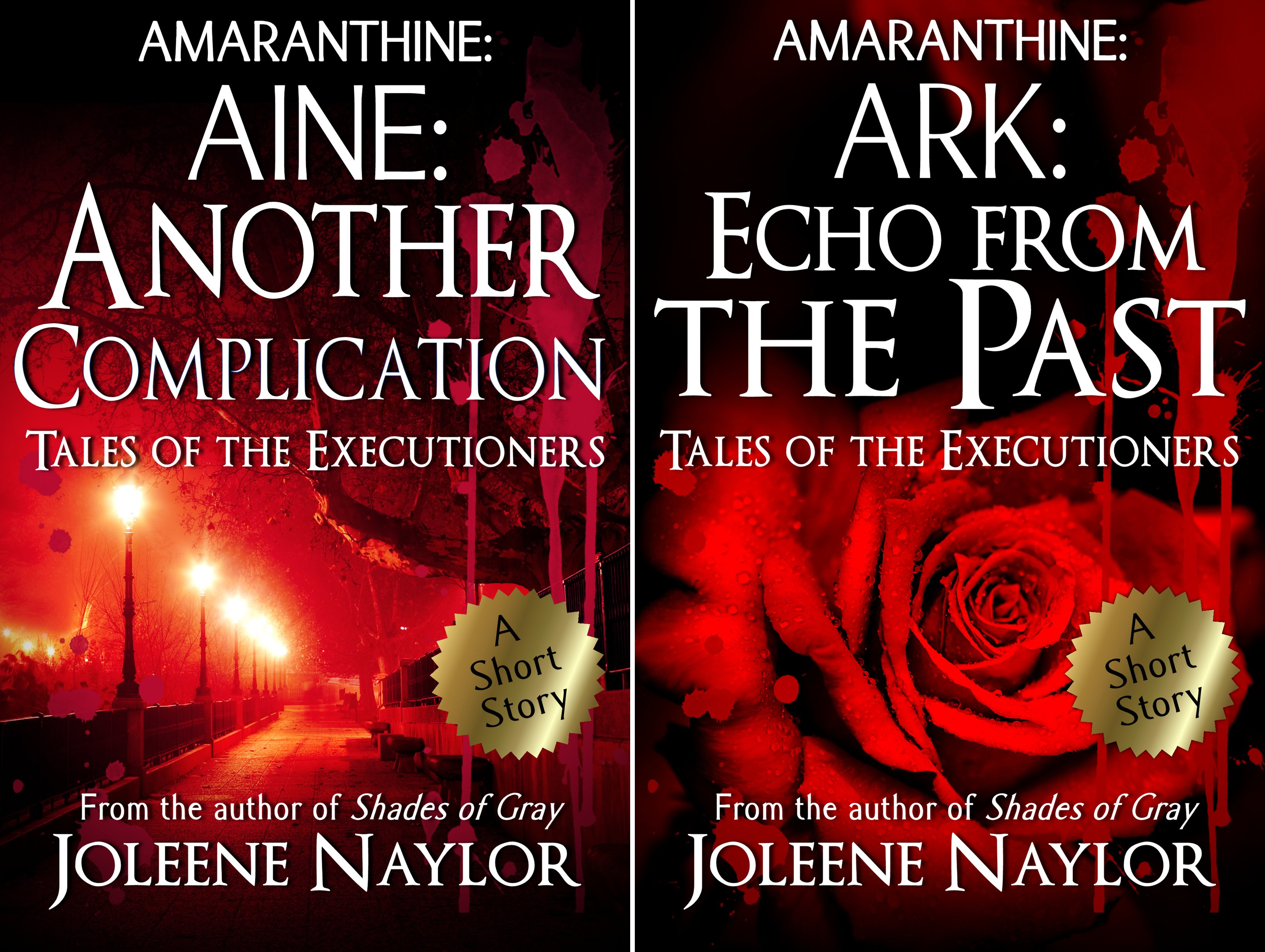 Tales of the Executioners (2 Book Series)