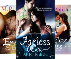 The Ageless Series (3 Book Series) by  M.R. Polish