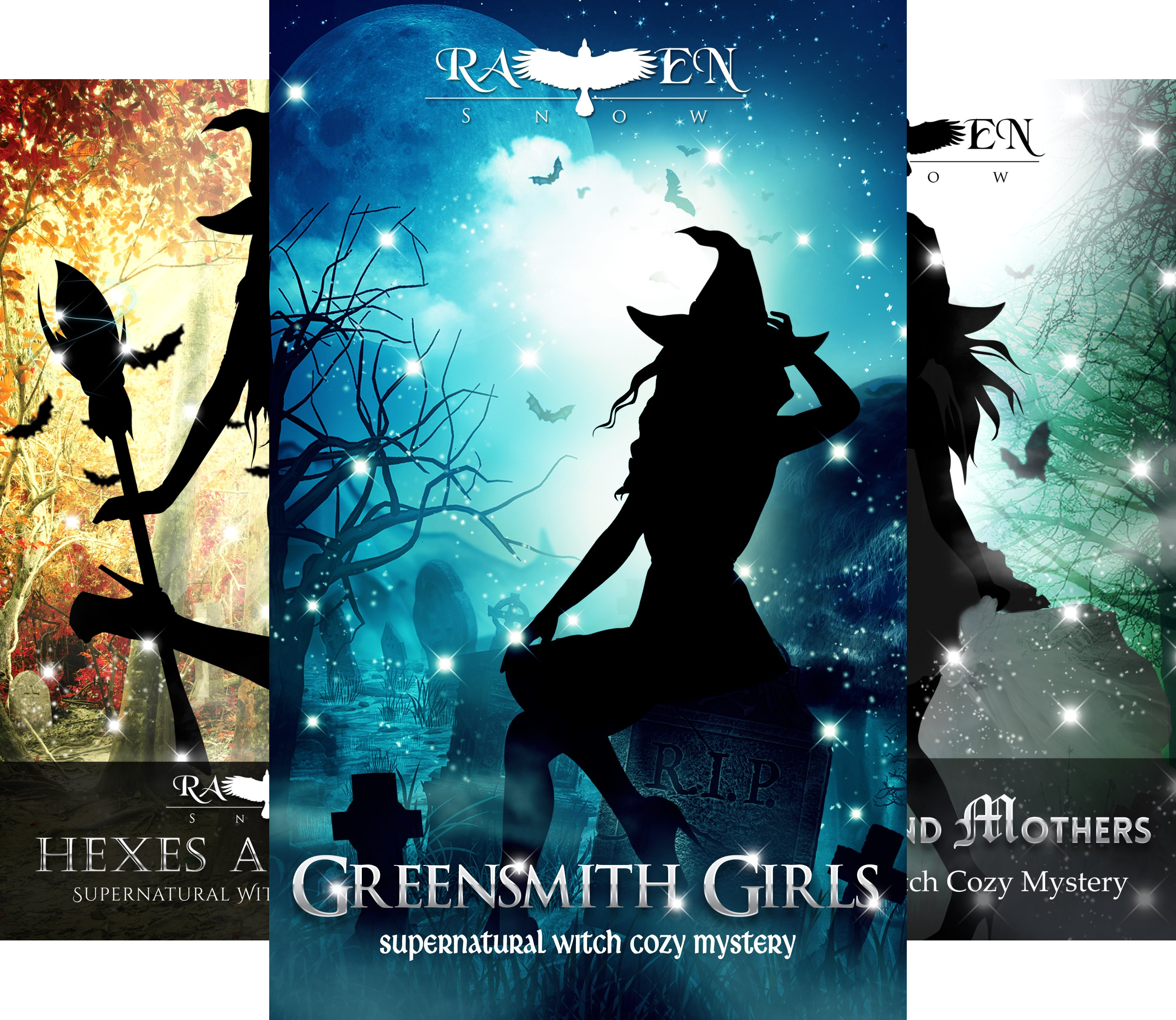 Lainswich Witches (11 Book Series)
