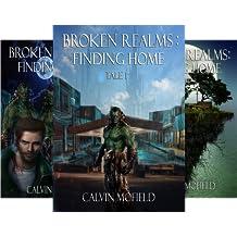 Broken Realms (4 Book Series)