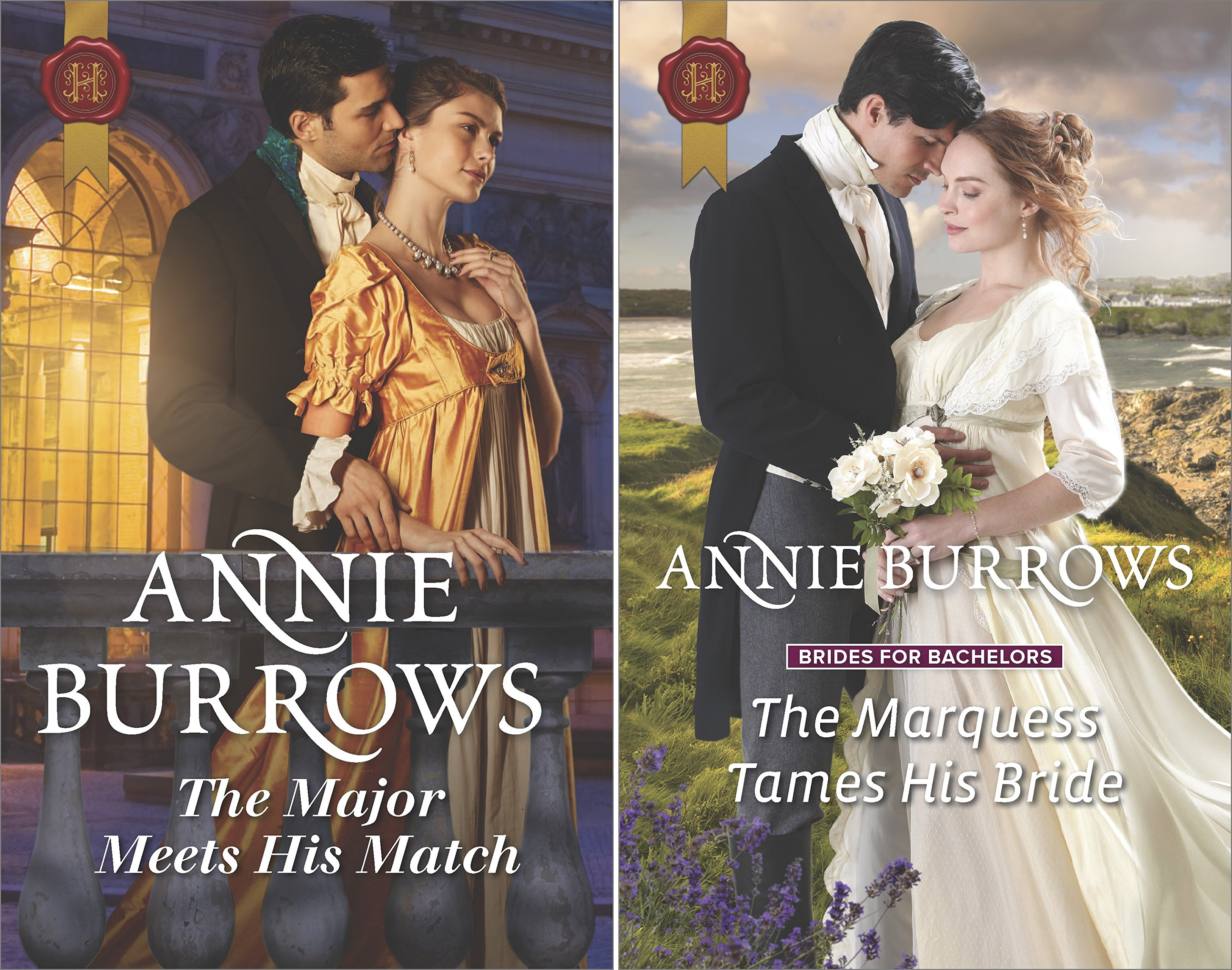 Brides for Bachelors (2 Book Series)