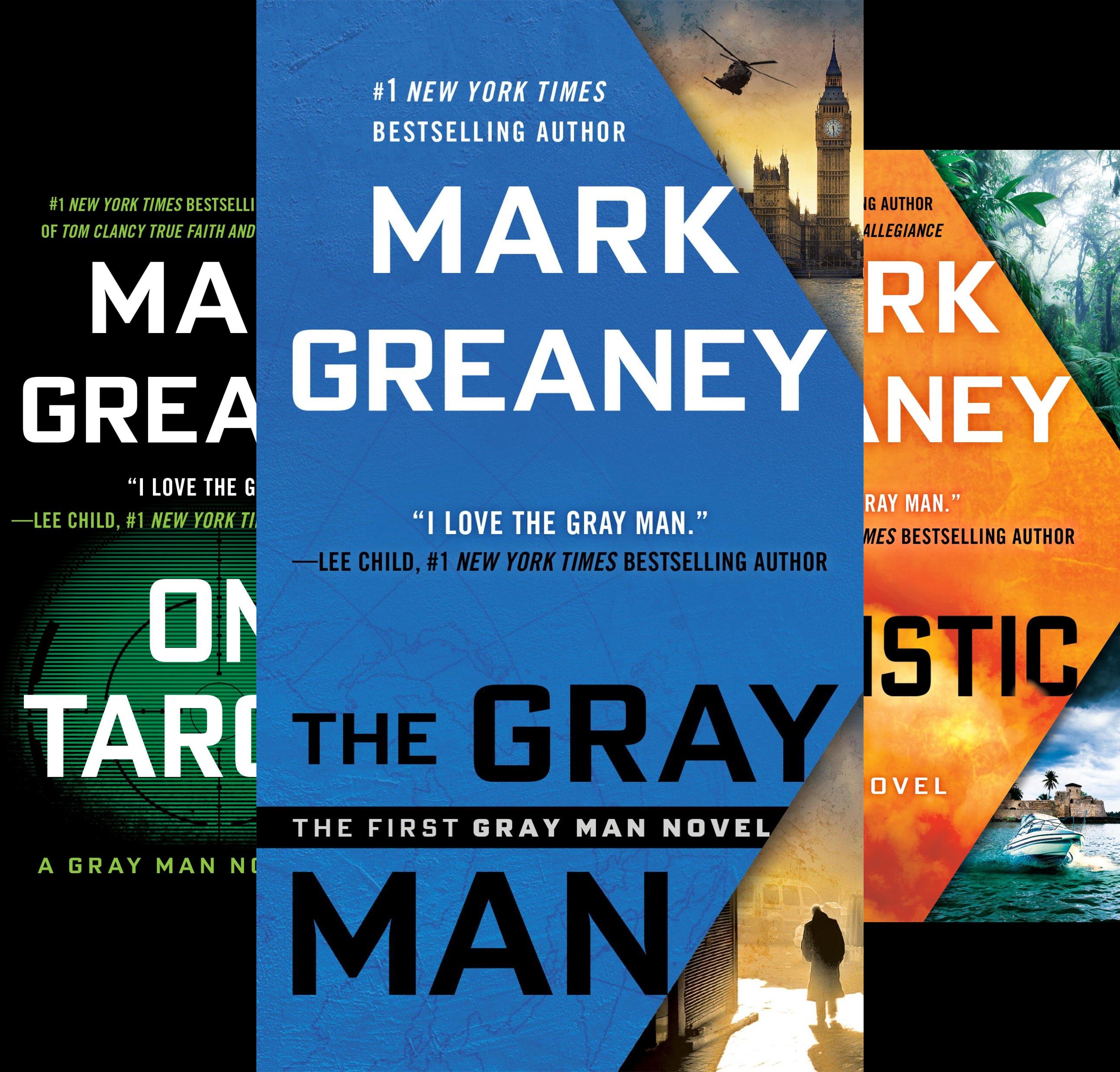 A Gray Man Novel (7 Book Series)