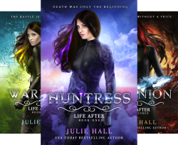 Life After (3 Book Series) by  Julie Hall