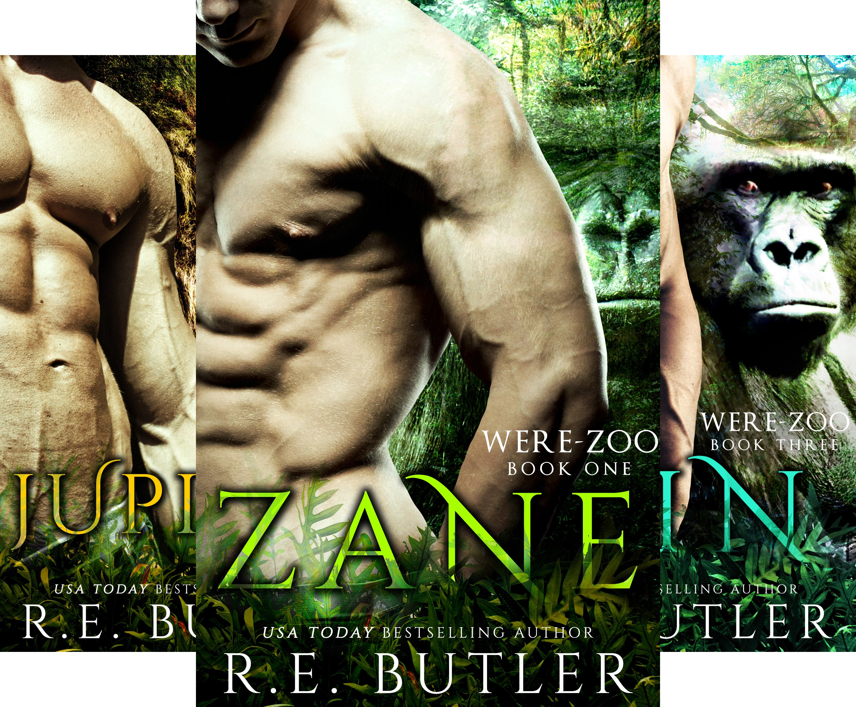 Were Zoo (5 Book Series)