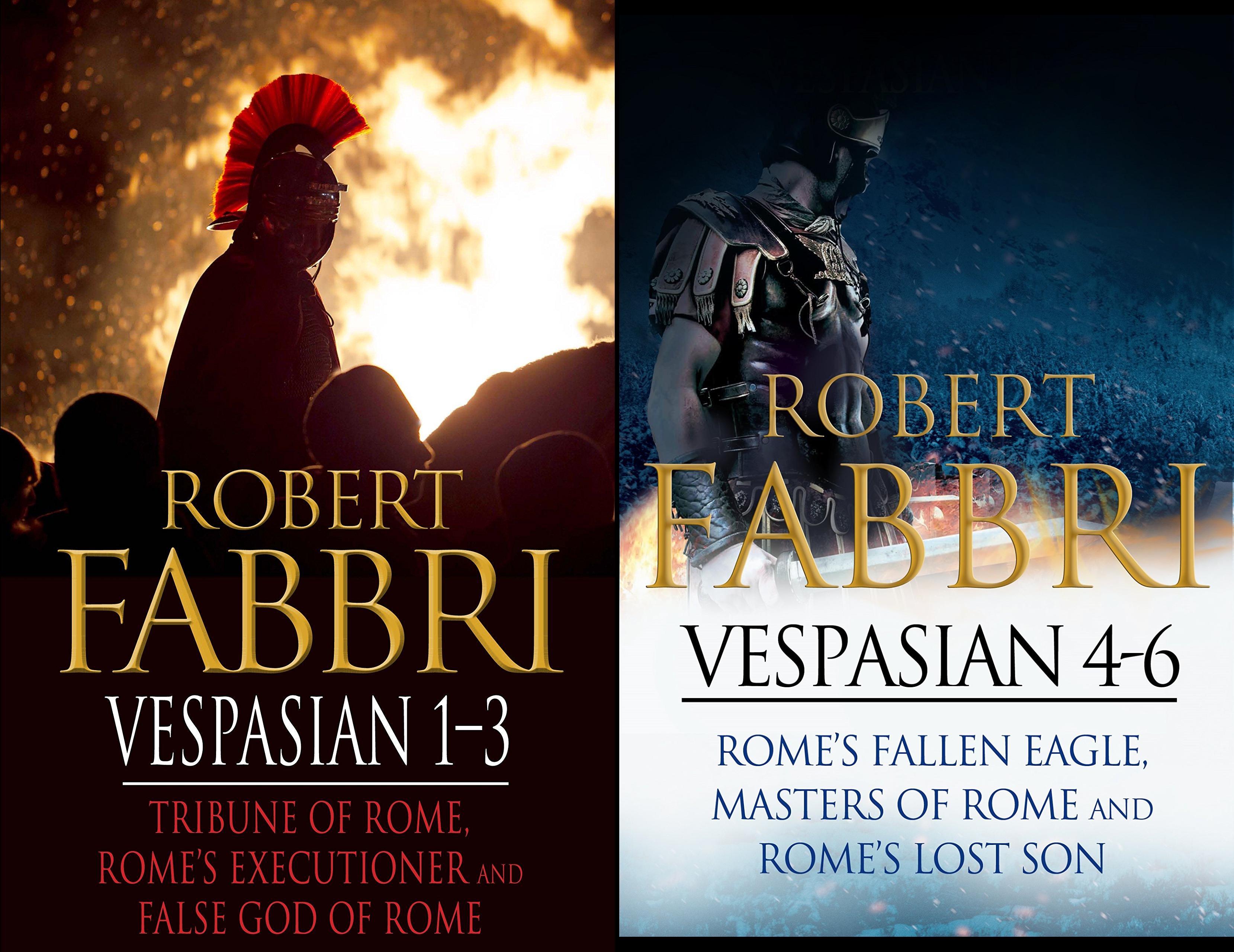 Vespasian Bundle (2 Book Series)