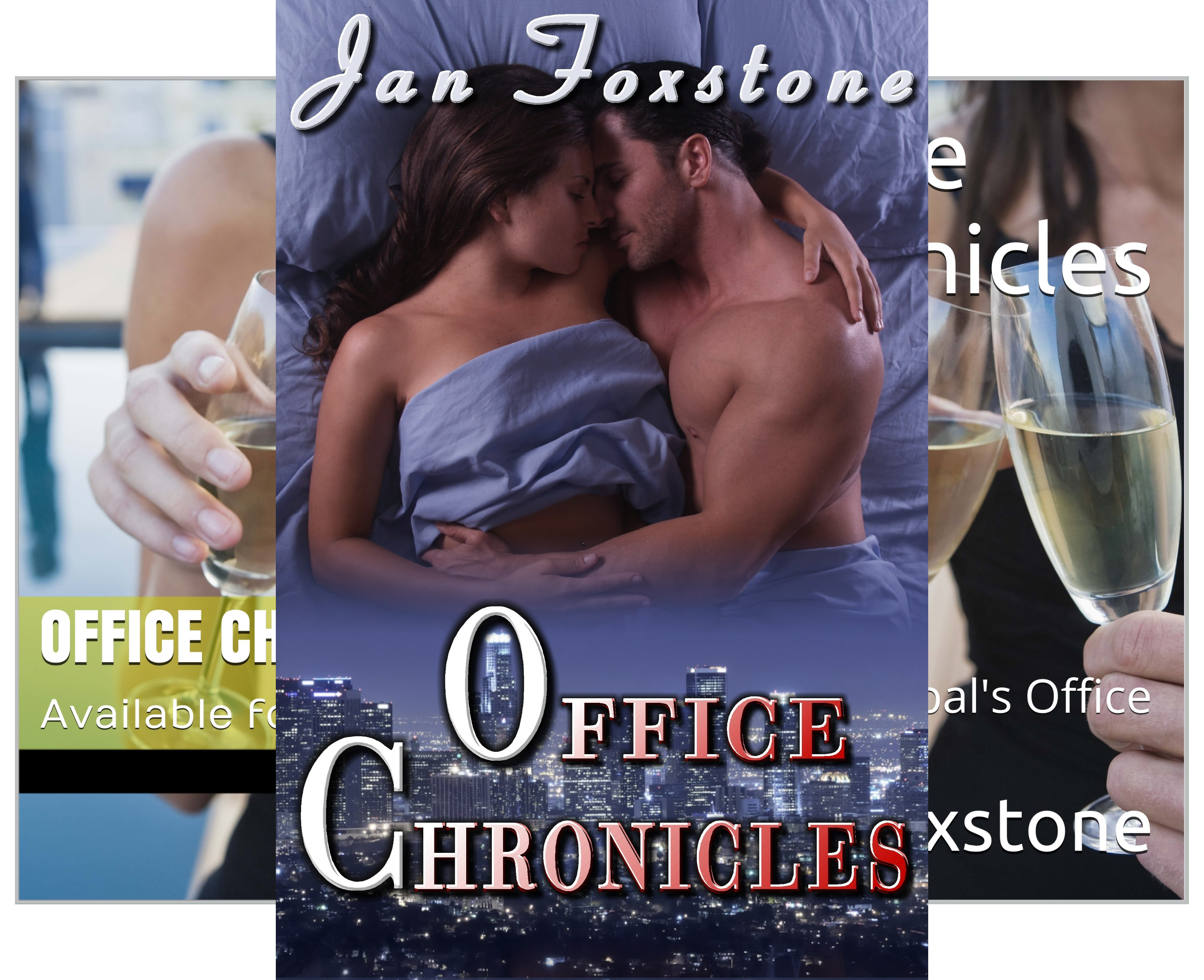 Office Chronicles (3 Book Series)