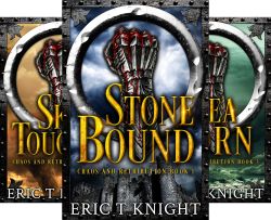 Chaos and Retribution (3 Book Series) by  Eric T Knight