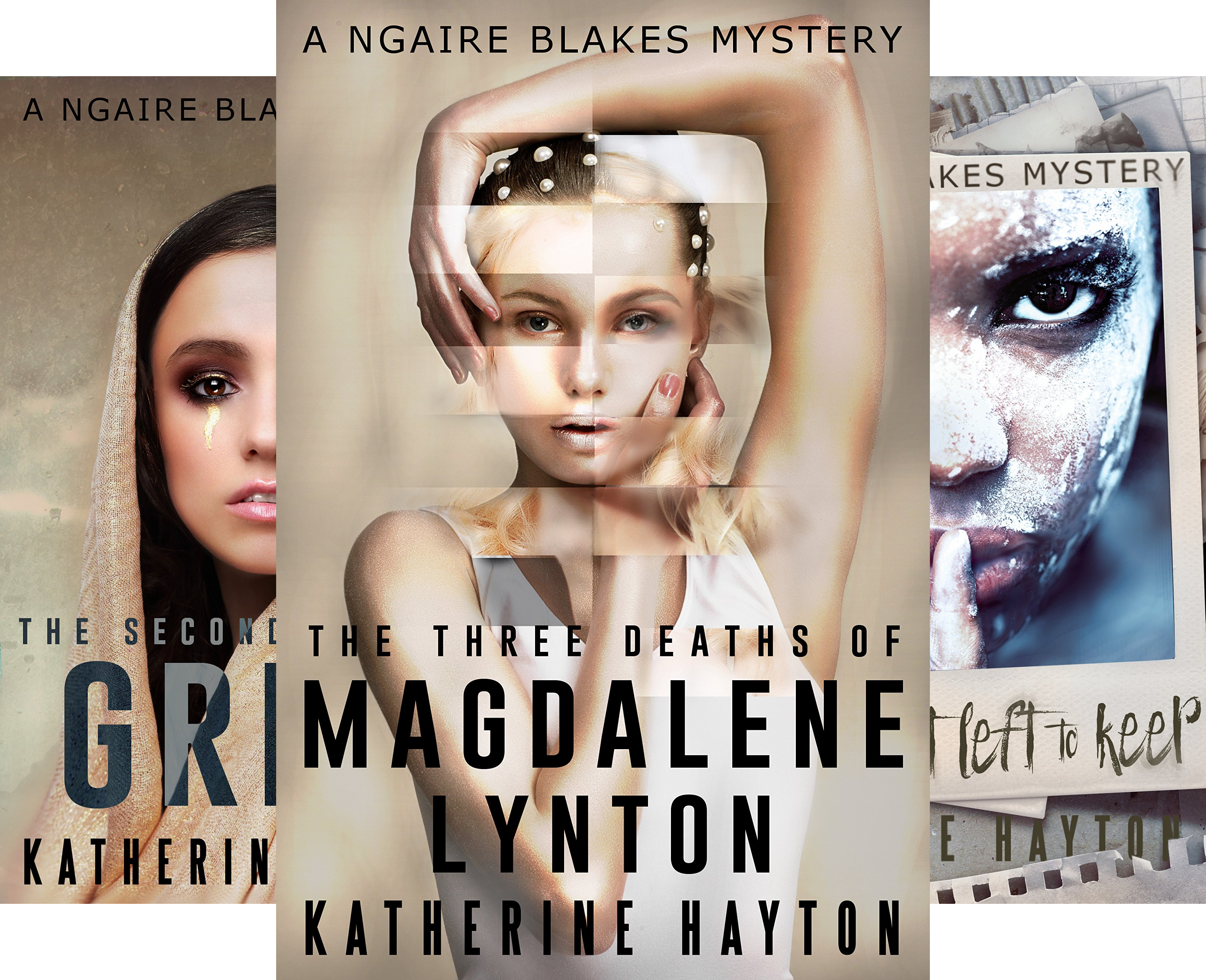 A Ngaire Blakes Mystery (3 Book Series)