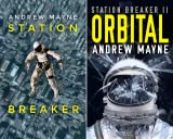 Space Ops (2 Book Series)