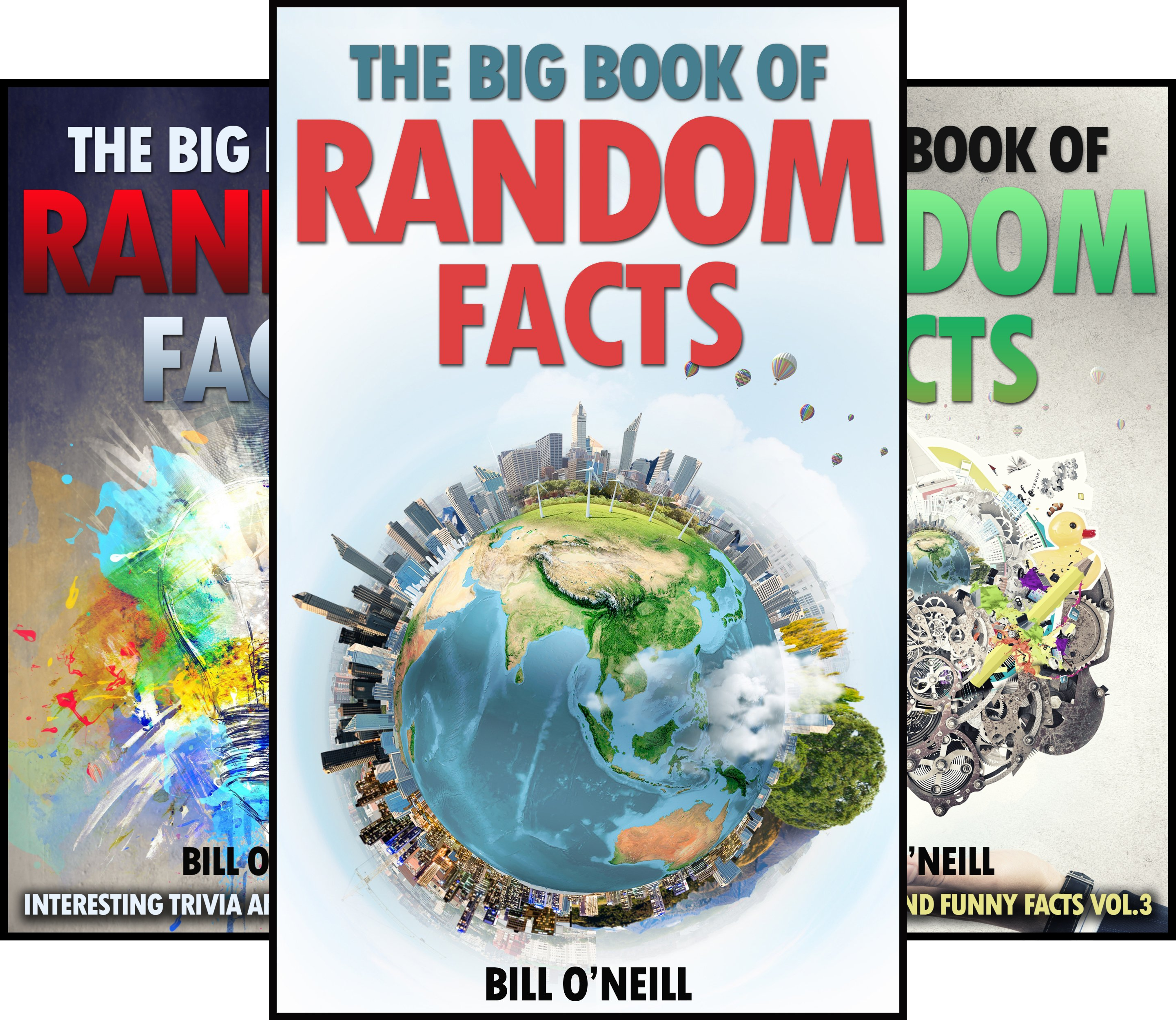Interesting Trivia and Funny Facts (7 Book Series)