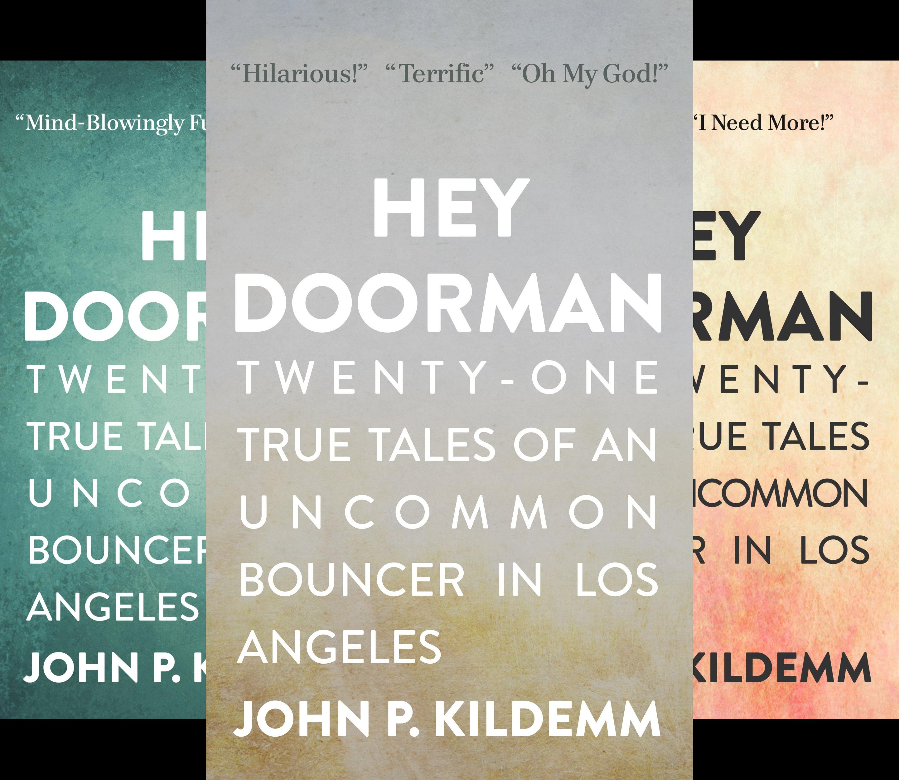 HEY DOORMAN (4 Book Series)