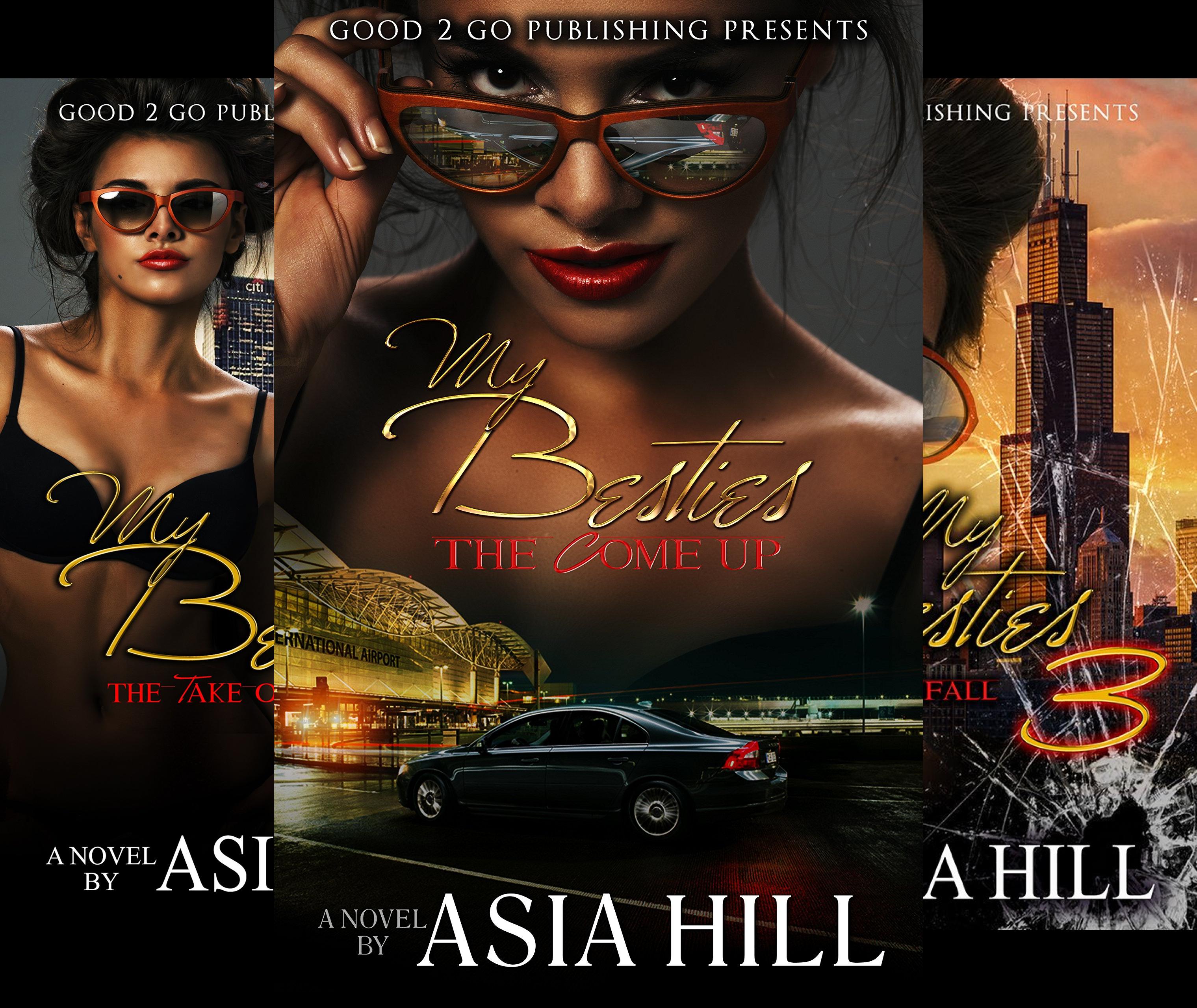 Books : My Besties (4 Book Series)