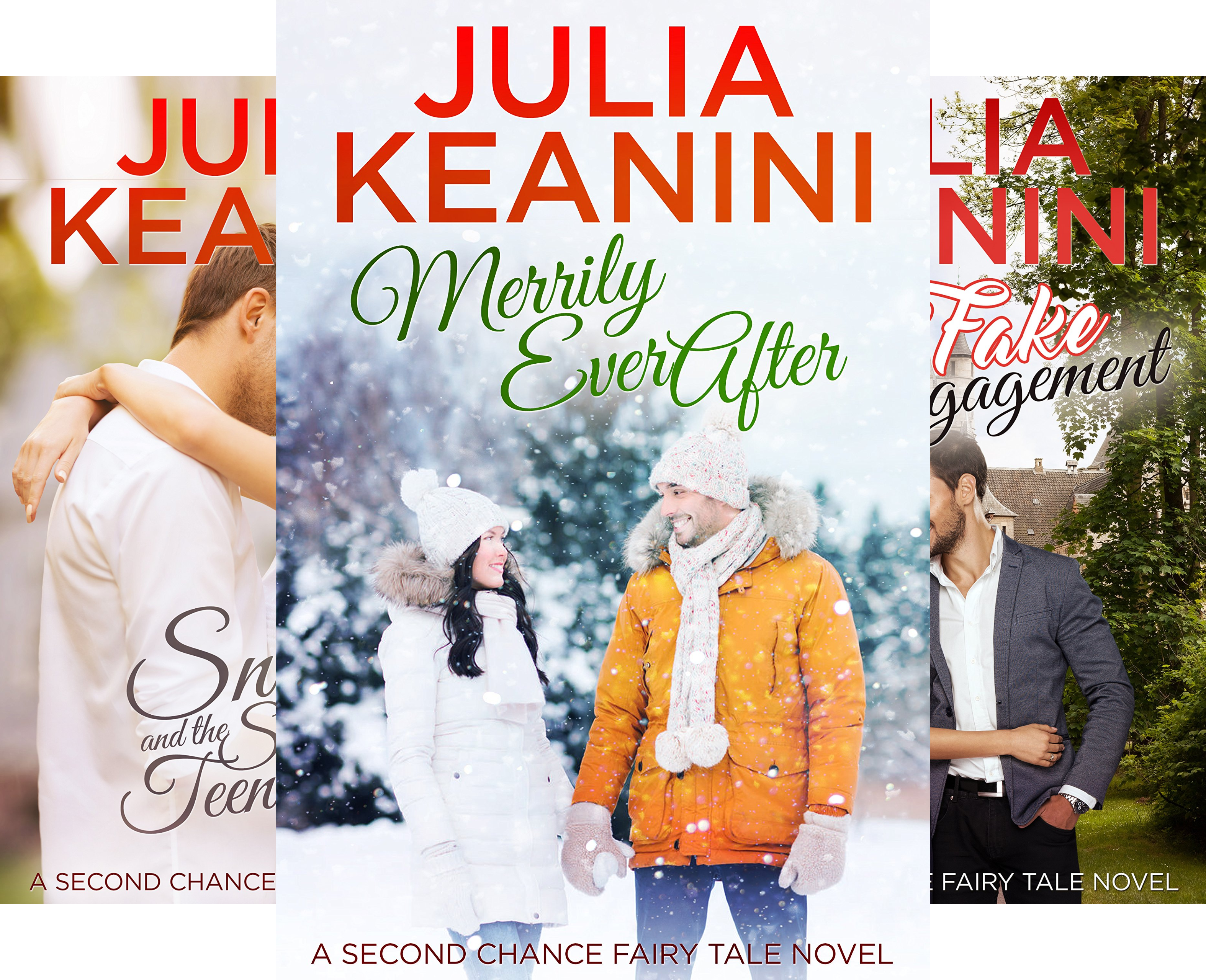 Second Chance Fairy Tale (3 Book Series)