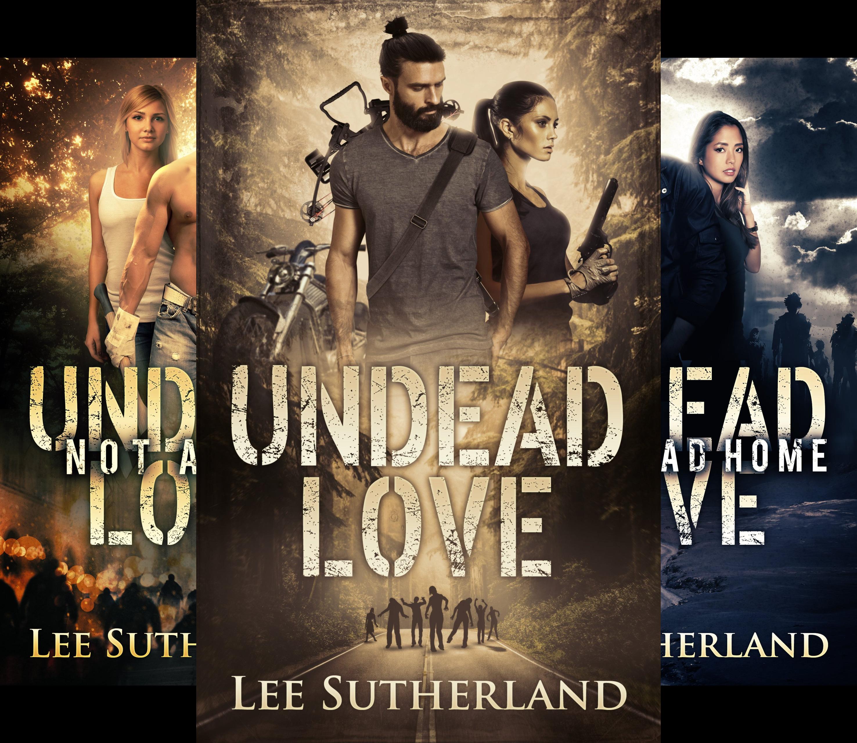 Undead Love (3 Book Series)