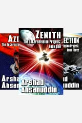 The Interscission Project (3 Book Series)