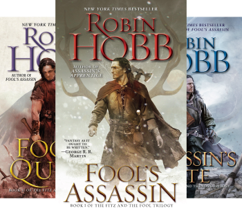 Fitz and the Fool Trilogy (3 Book Series) by Robin Hobb