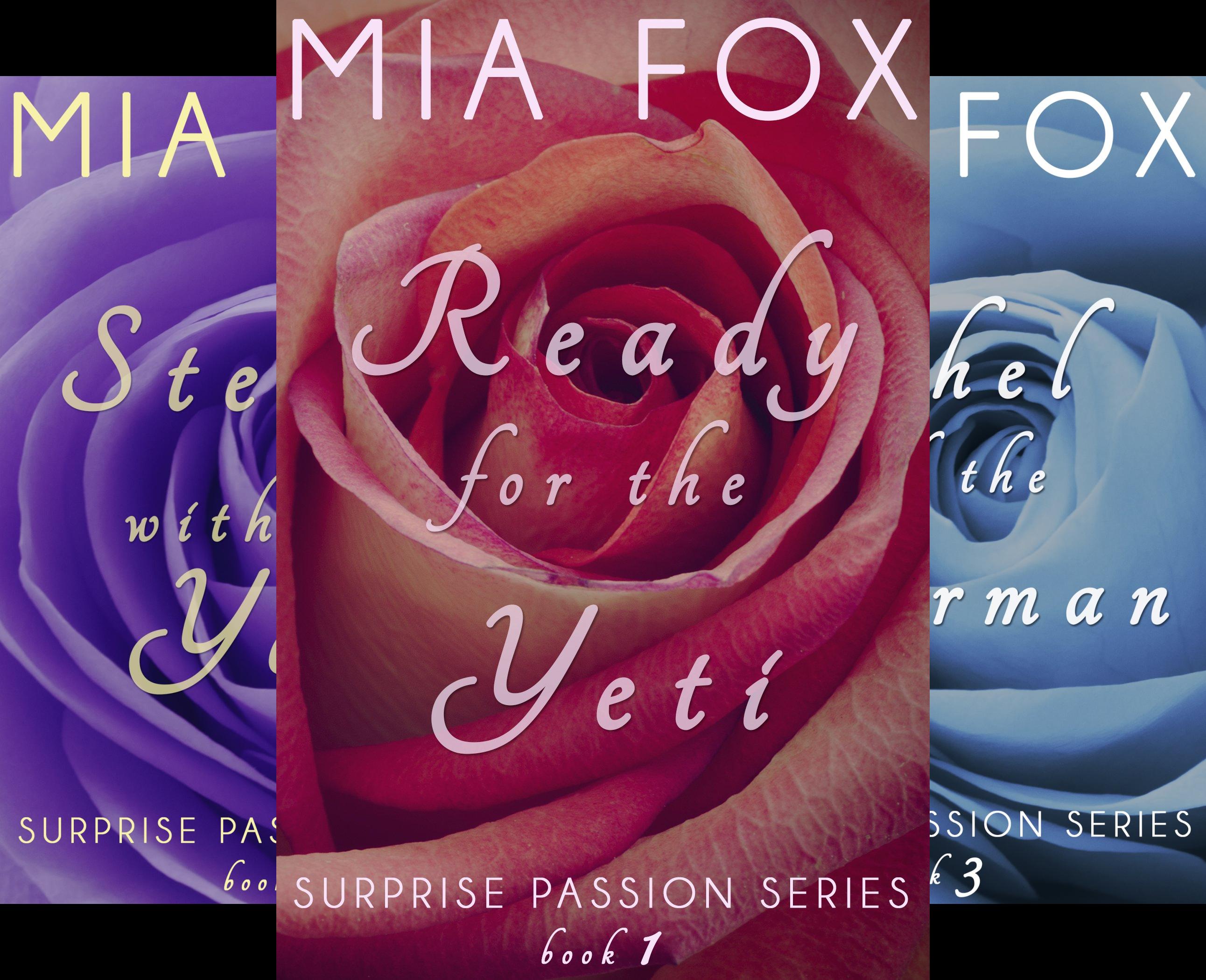 Surprise Passion Series (5 Book Series)