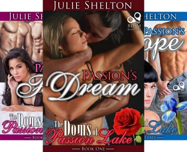 The Doms of Passion Lake (5 Book Series)