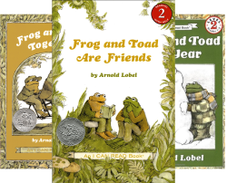 The Frog and Toad Collection (I Can Read Book 2) by  Arnold Lobel