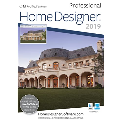 3d Architect Home Designer Pro Software: 3D Home Design Software: Amazon.com