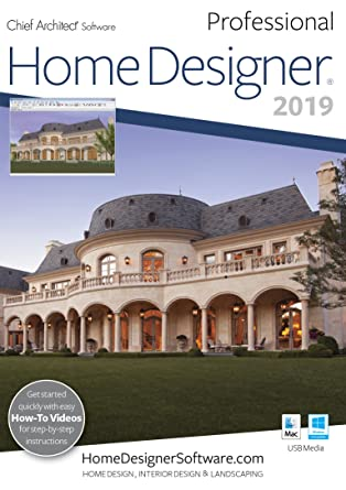 Amazon.com: Home Designer Pro 2019 - Mac Download [Download]: Software