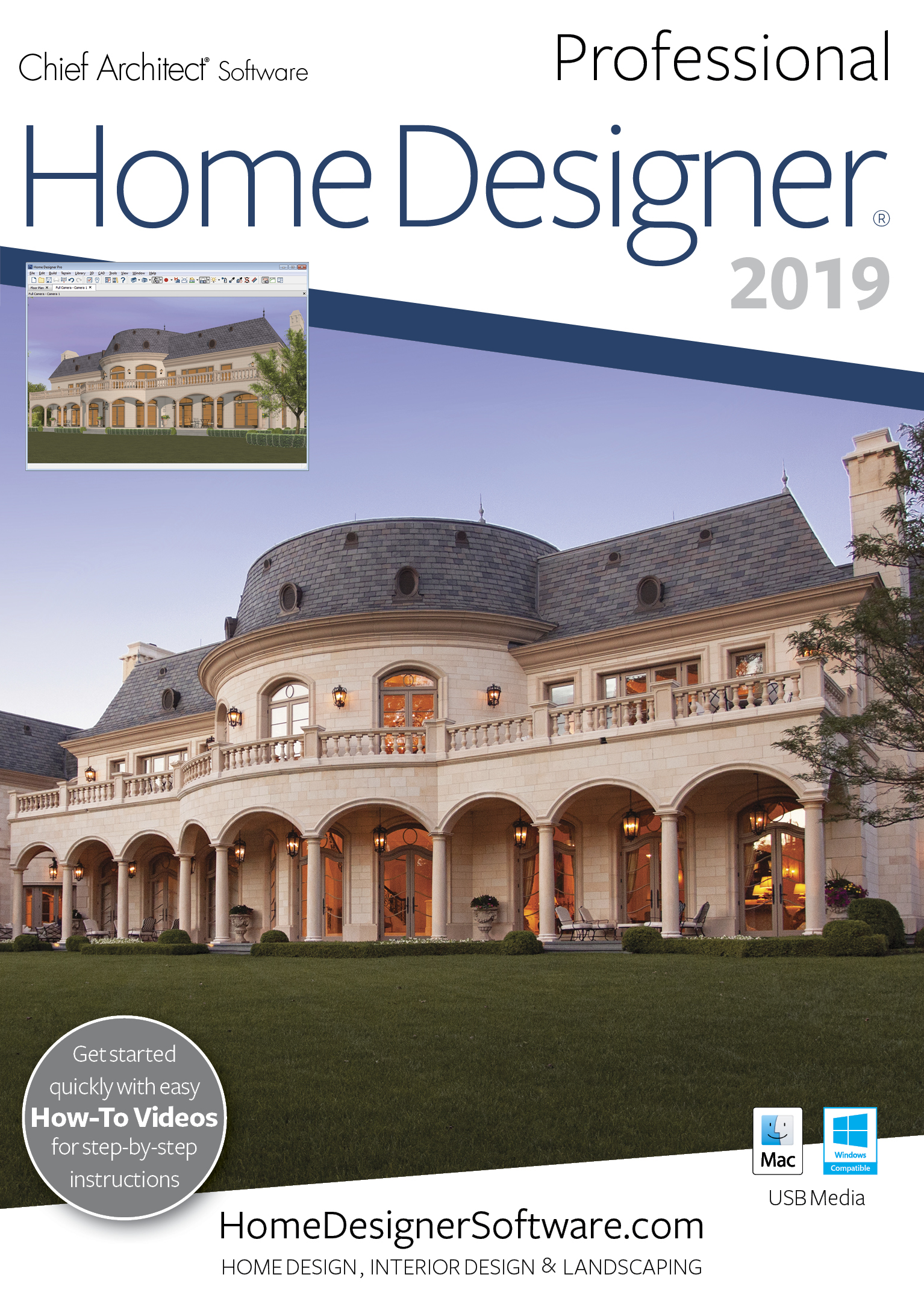 Home Designer Pro 2019 - Mac Download [Download] (Home Design Software Mac)
