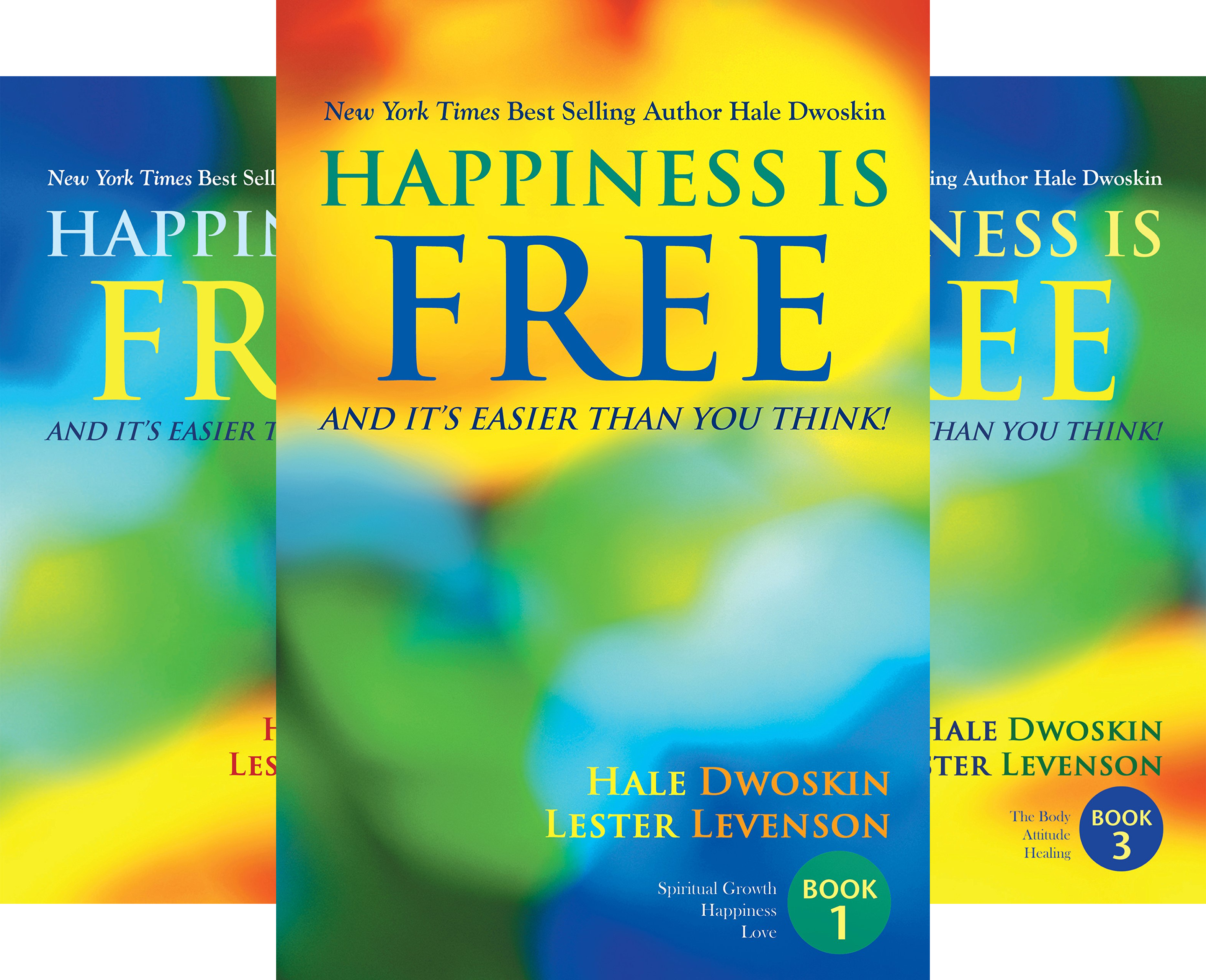 The Happiness Is Free - Keys to the Ultimate Freedom Series (5 Book Series)