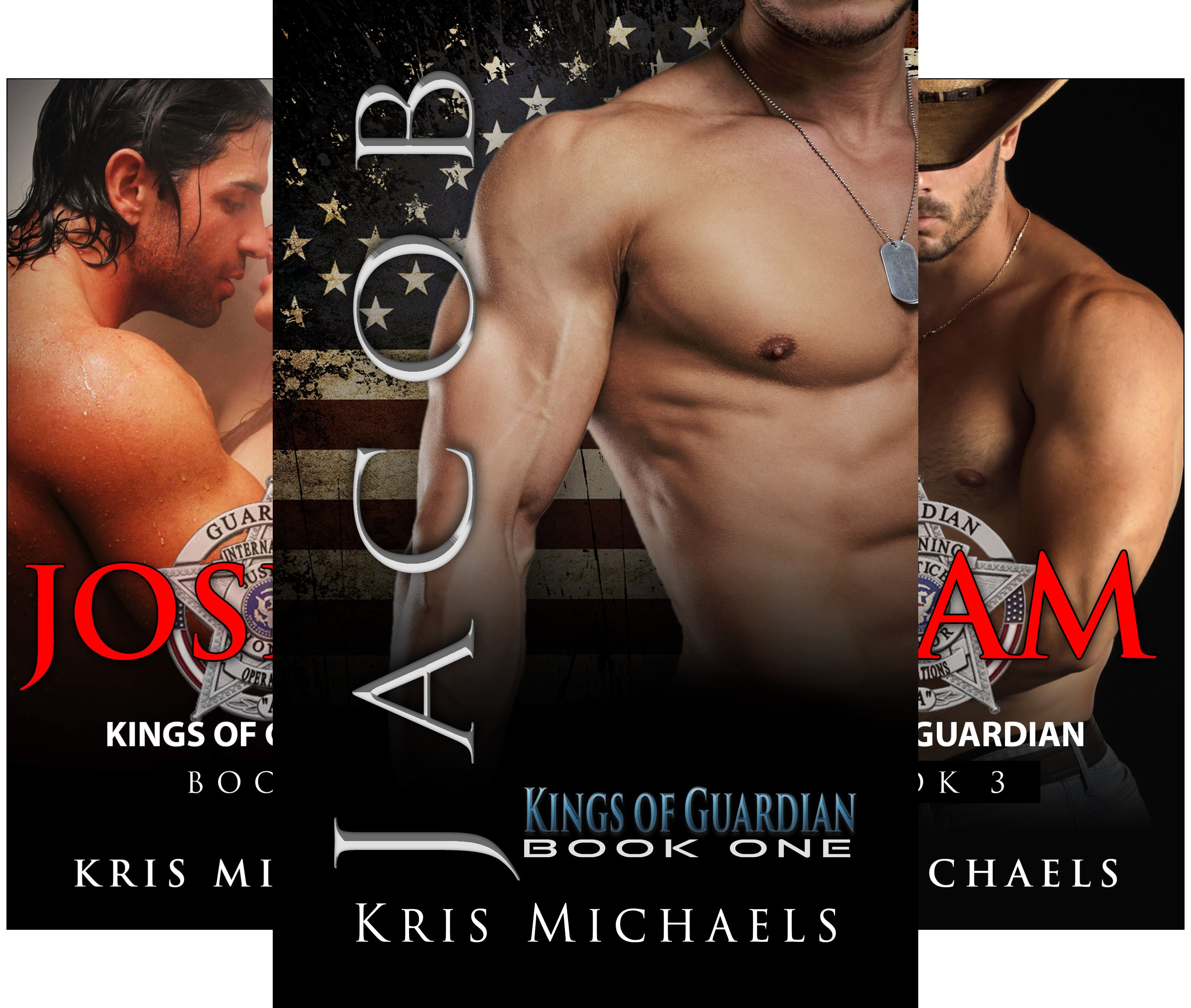 The Kings of Guardian (8 Book Series)