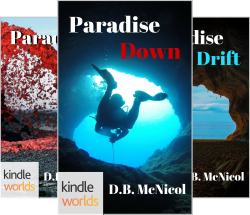 Lei Crime Paradise Trilogy (3 Book Series) by  Donna B. McNicol